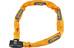 ABUS Catena 685 Shadow Cavo antifurto arancione